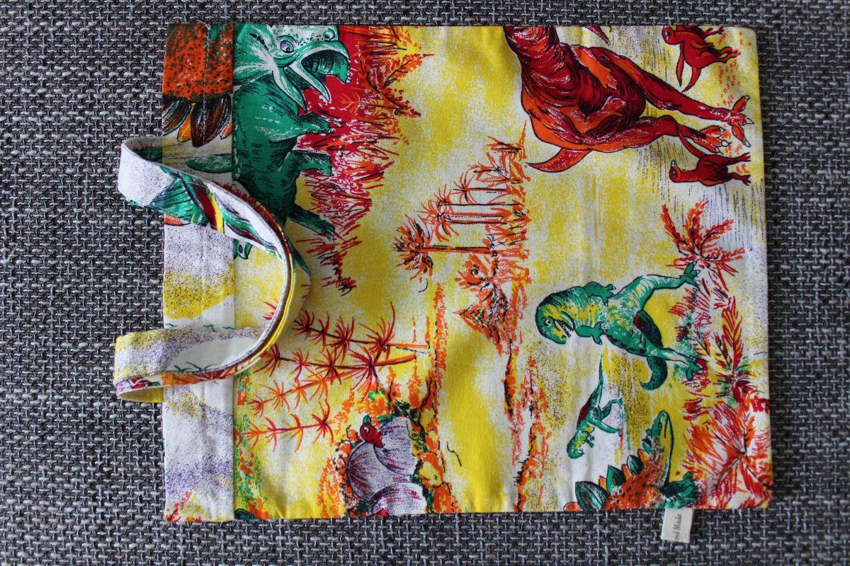 Veselá taška - dinosaur