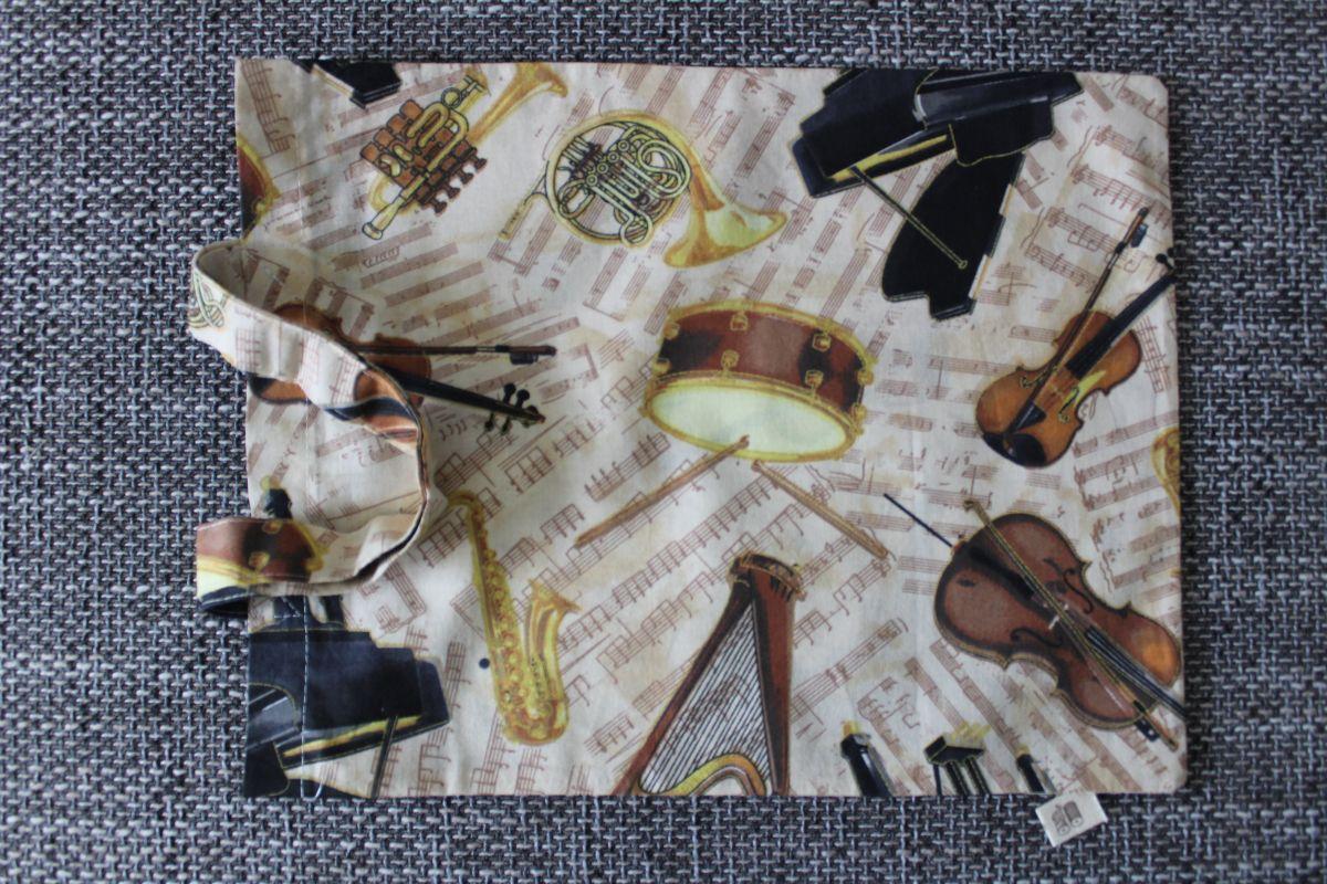 Veselá taška - housle