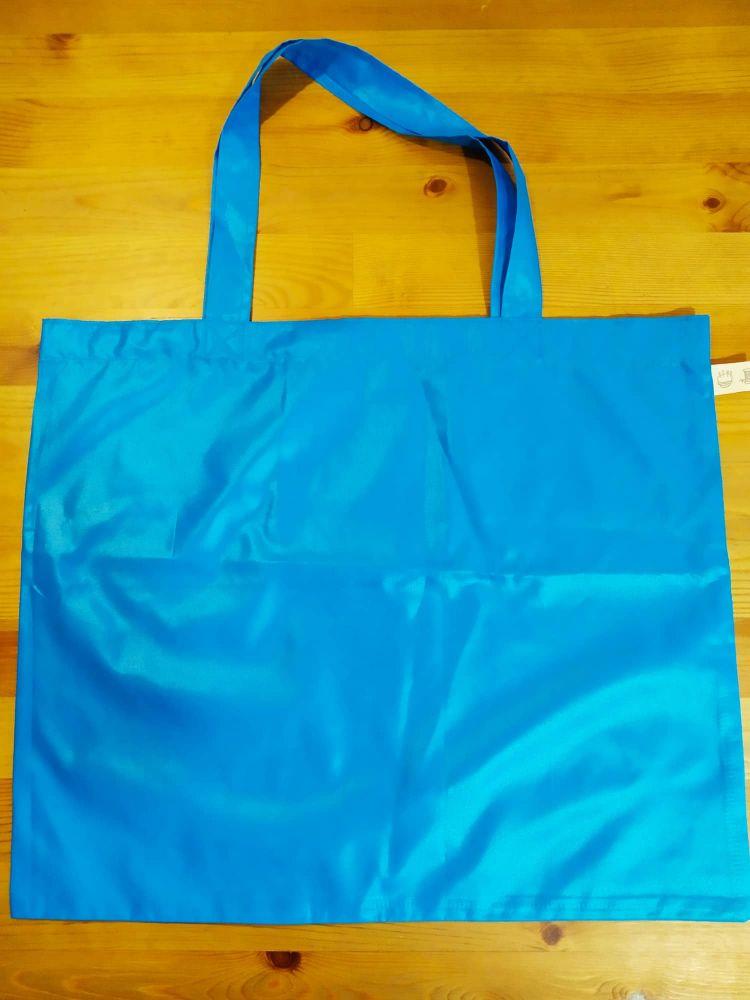 Tašky přes rameno (skládací) - modrá