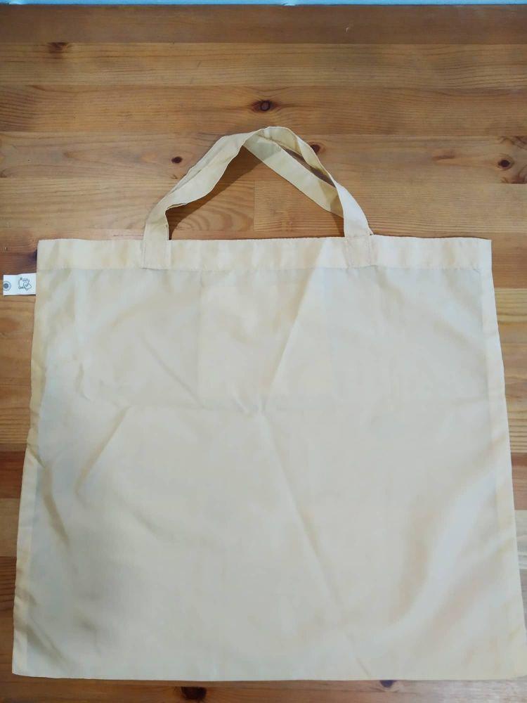 Tašky přes rameno (skládací) - béžová