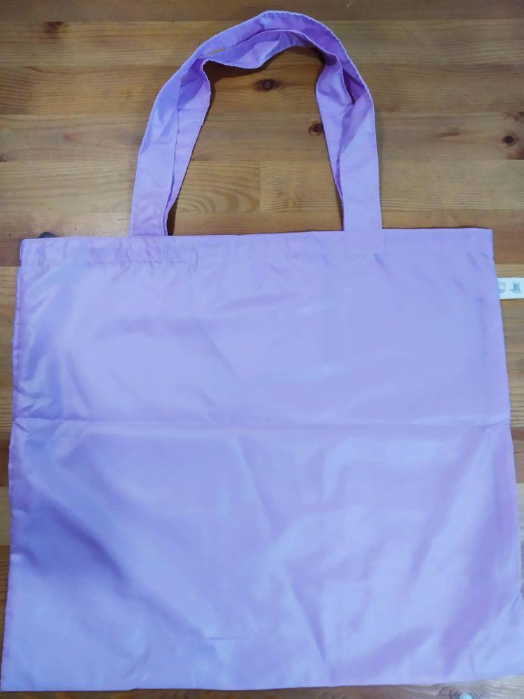 Tašky přes rameno (skládací) - fialová