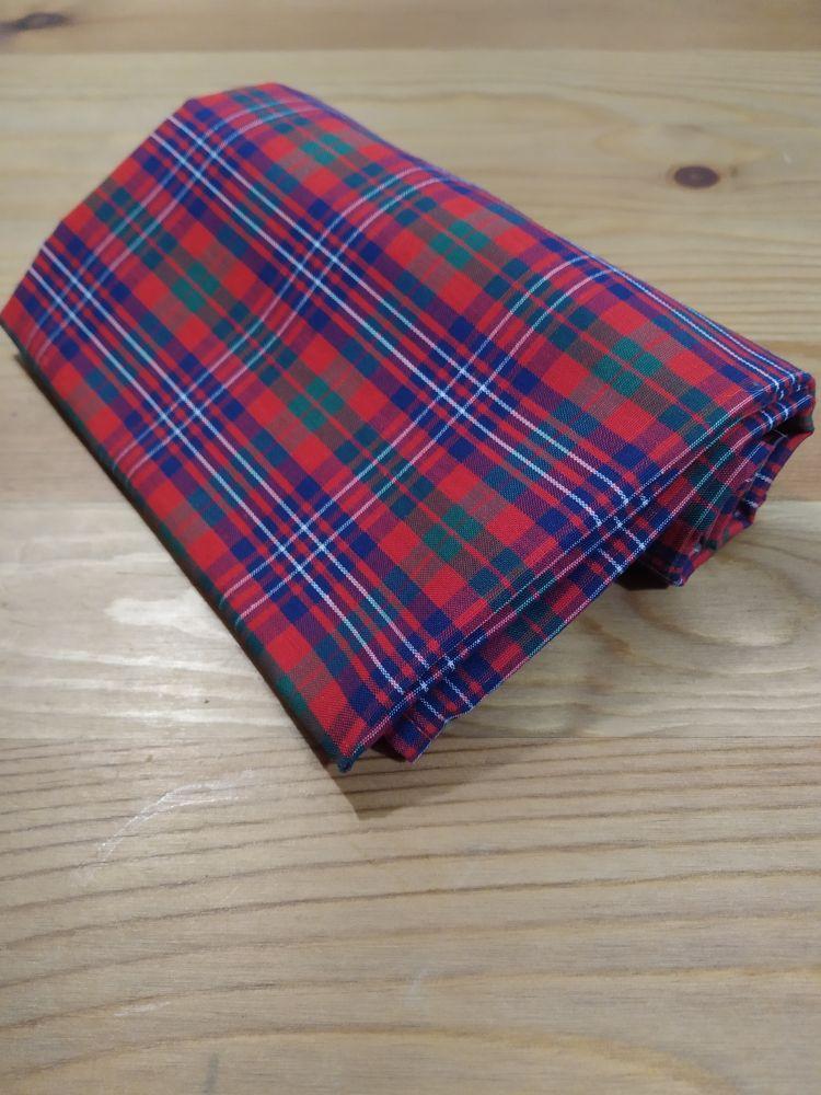 Šátek - kovbojský červený
