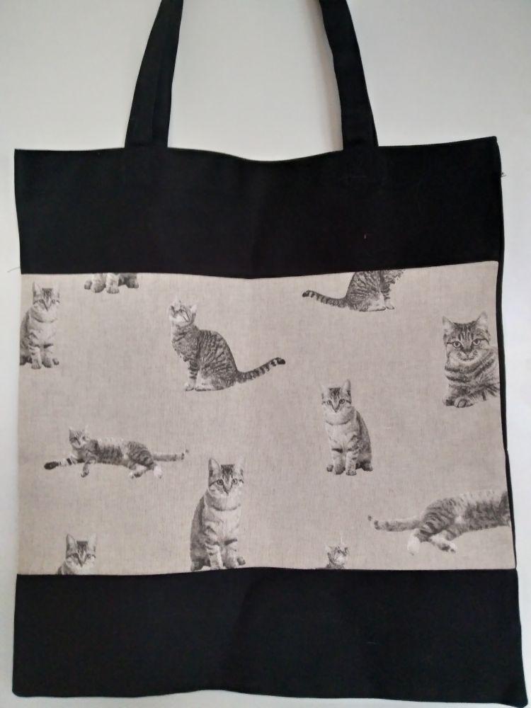 Taška přes rameno - kočky