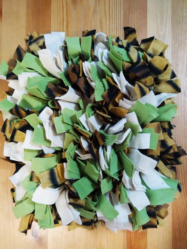 Čmuchací kobereček zelený