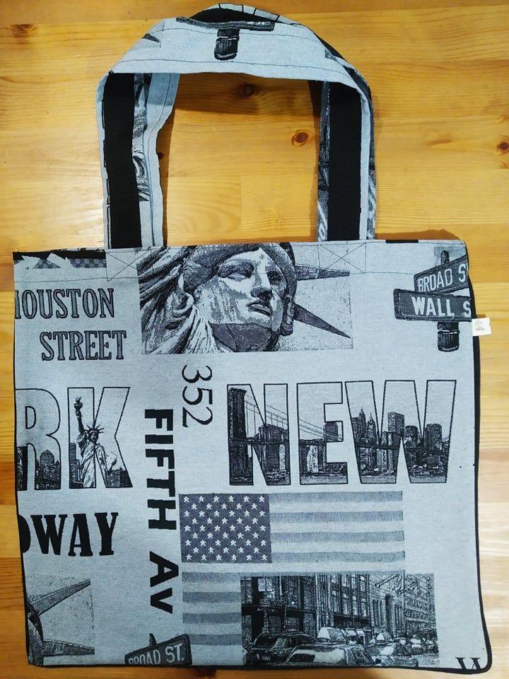 Taška přes rameno - New York
