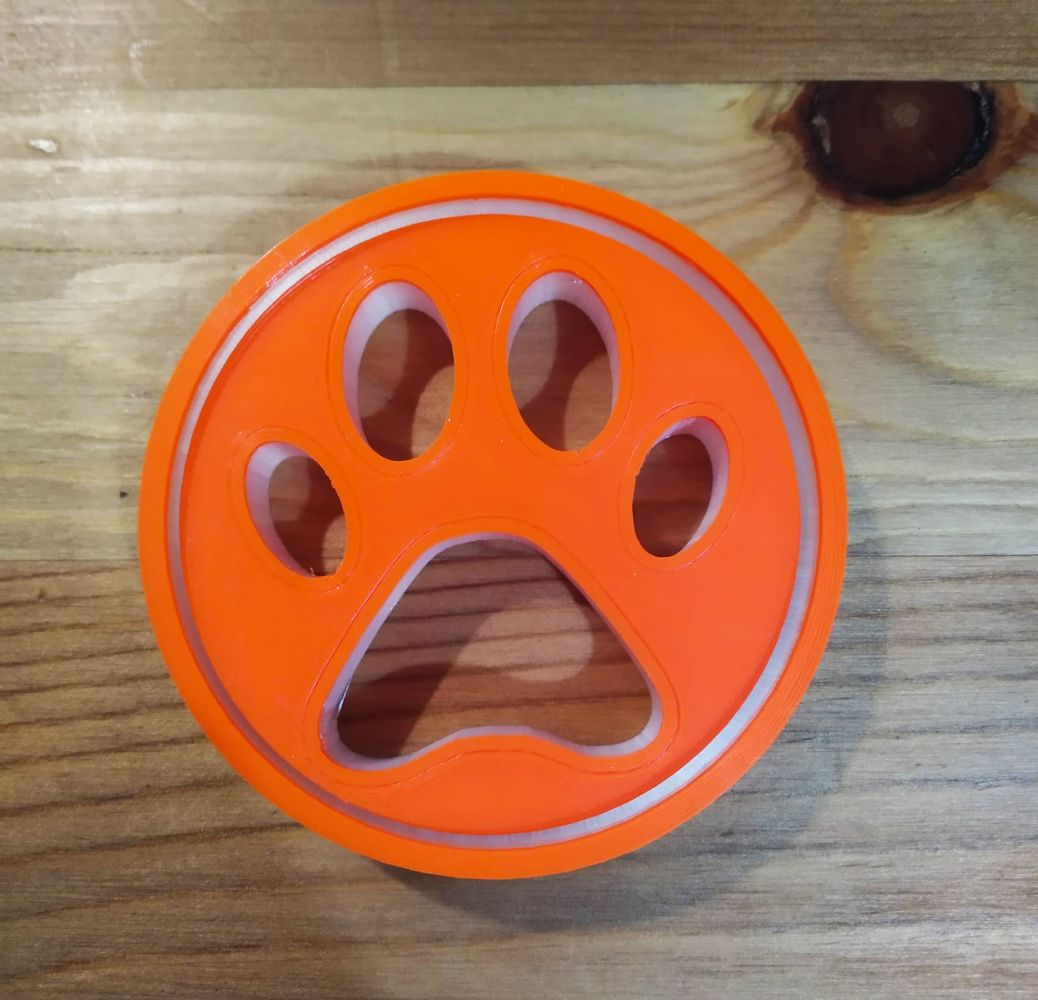 Vykrajovátko na pečení - psí tlapka