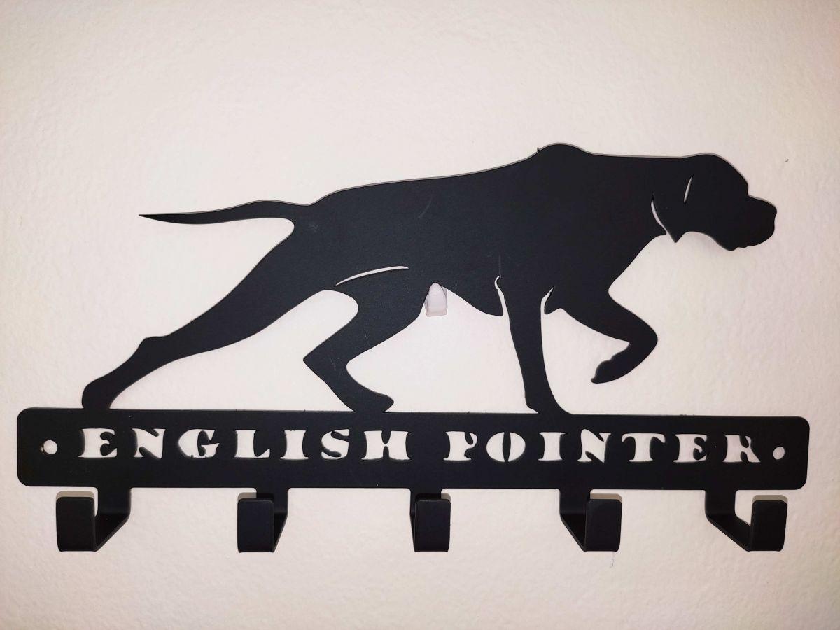 Věšáček - English pointer 2