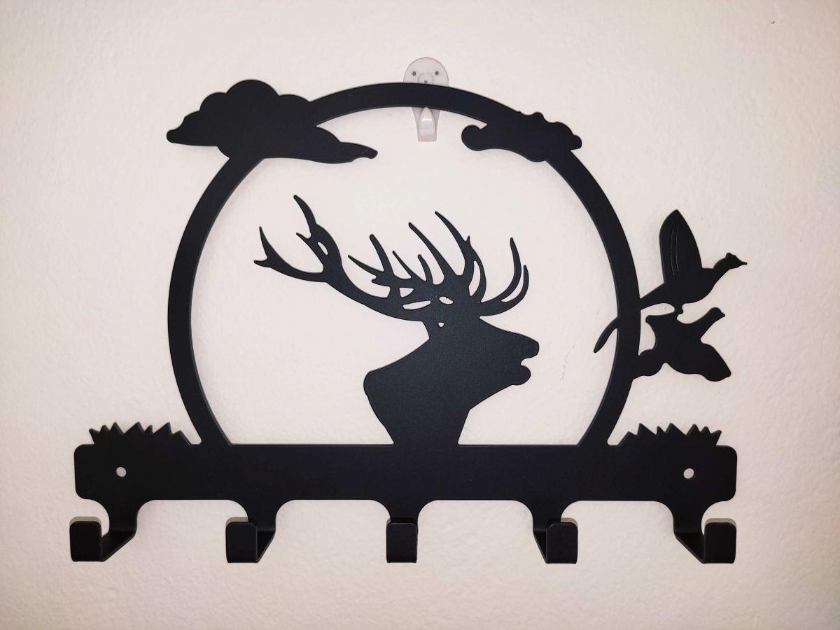 Věšáček - jelen
