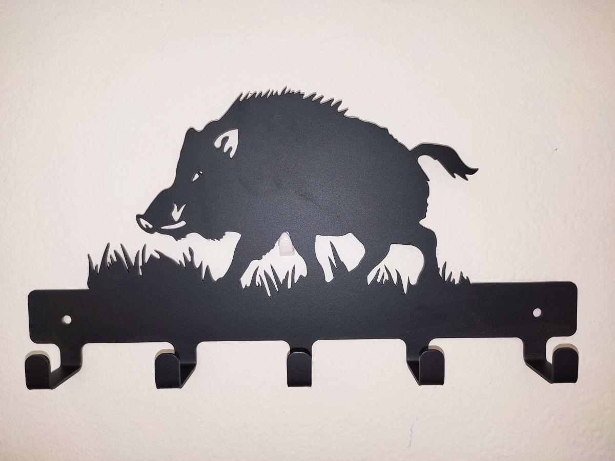 Věšáček - prase divoké