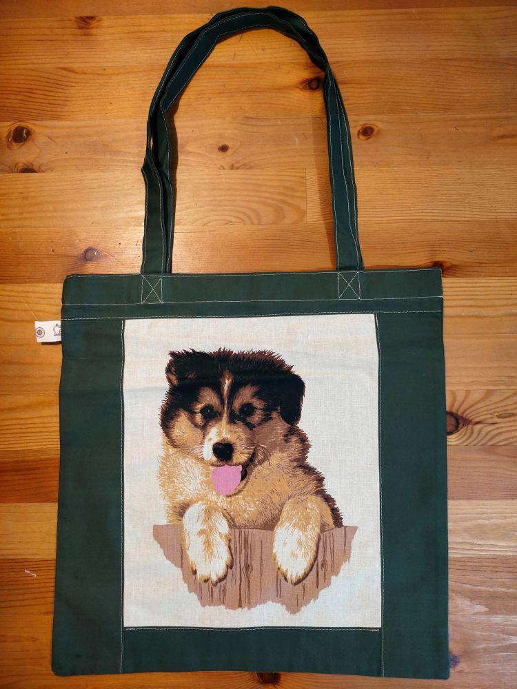 Taška přes rameno - štěně