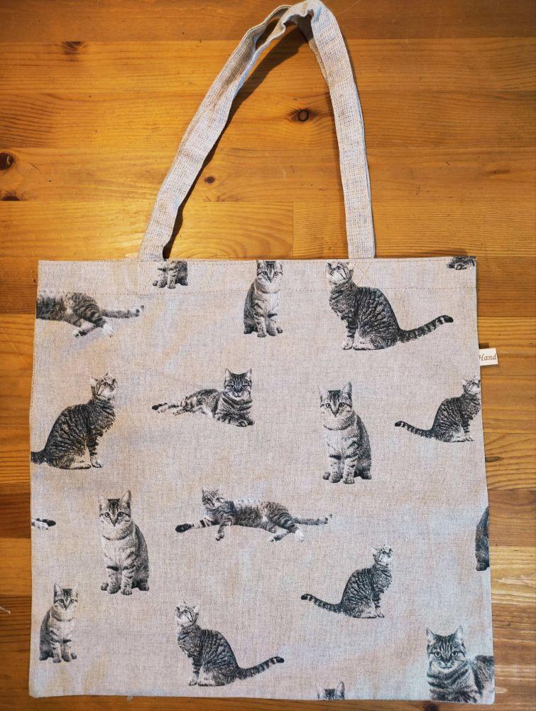 Taška přes rameno - kočky 4