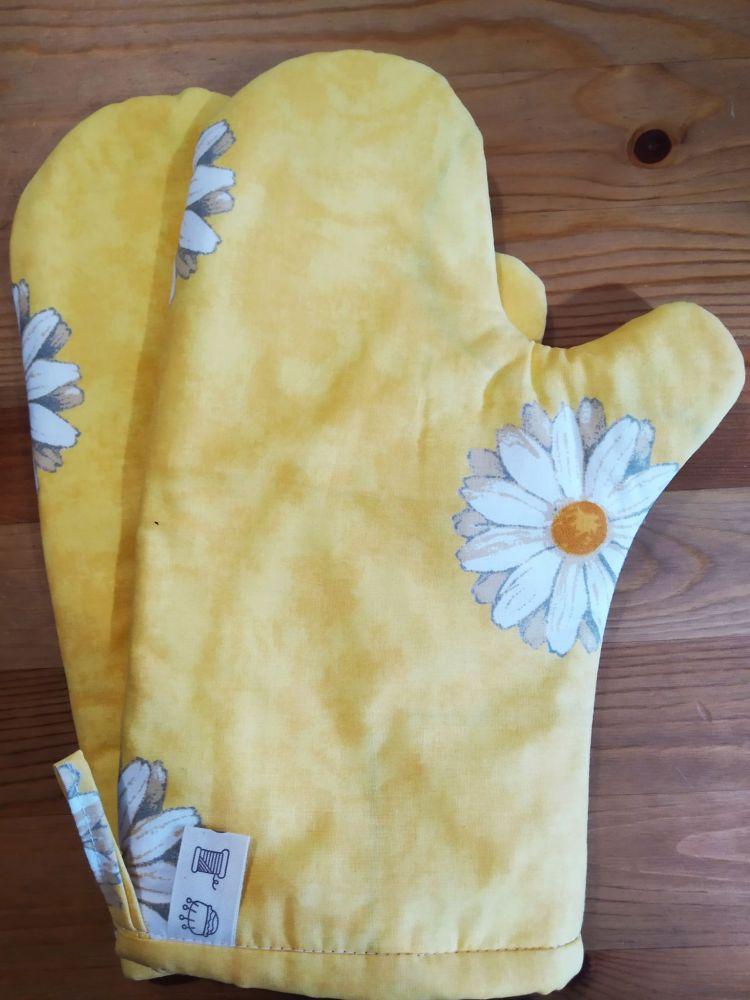 Chňapka - bílý květ